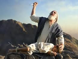 Abraham Sacrifices Isaac