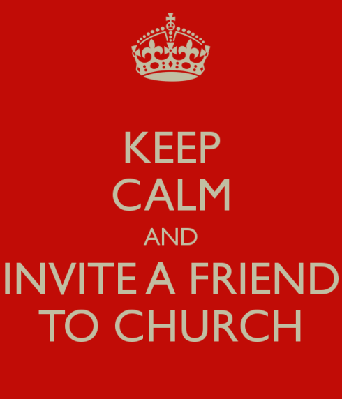 Keep Calm and Invite