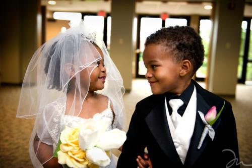 Kids Getting Married