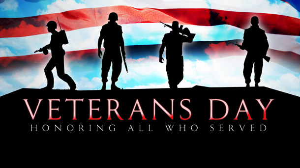 Image result for veterans day signs churches