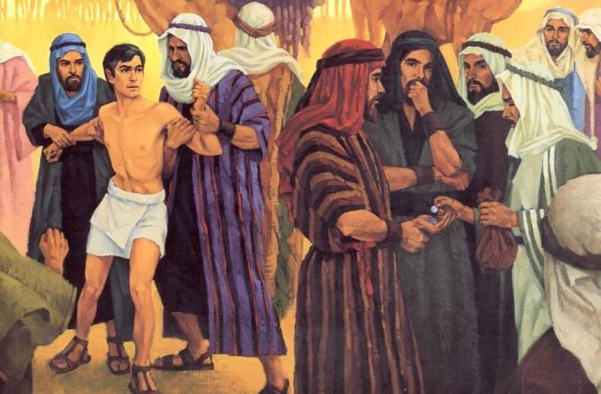 Joseph Sold into Slavery