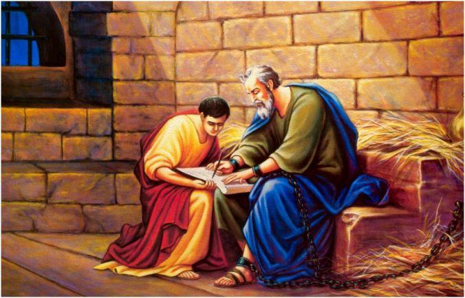 Paul & Timothy