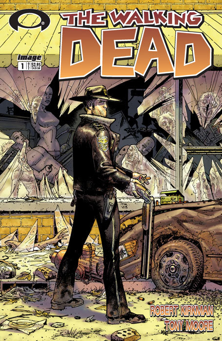 Walking Dead Issue 1