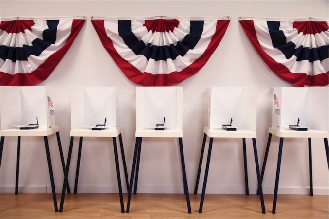 voting-booths