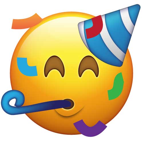 New Year Emoji